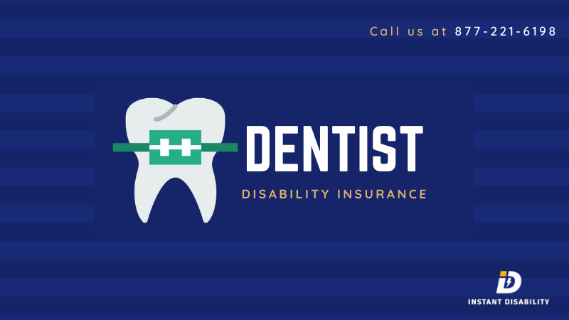 Dentist Disability Insurance