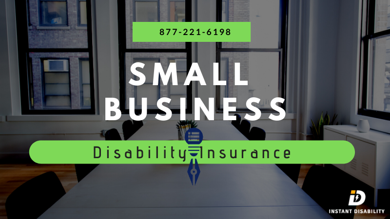 Small Business Disability Insurance