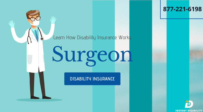 Surgeon Disability Insurance