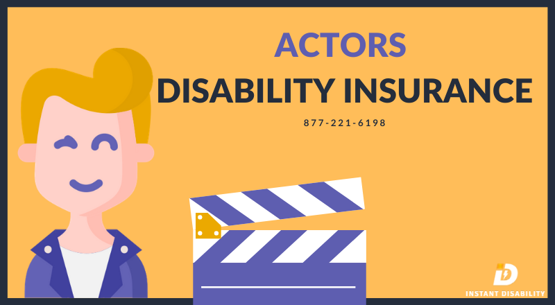 Actors Disability Insurance
