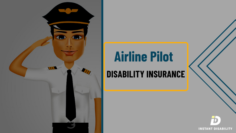 Airline Pilot Disability Insurance