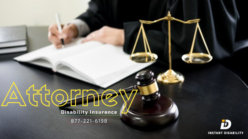 Attorney Disability Insurance