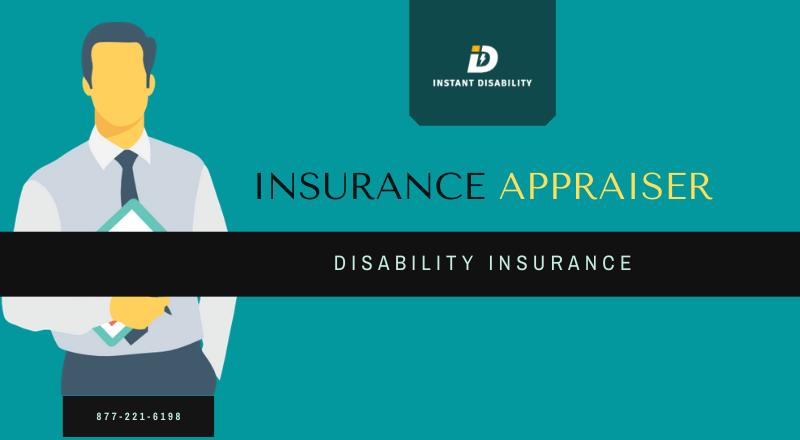 Insurance Appraiser Disability Insurance