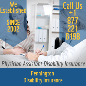 Physician Assistant Disability Insurance