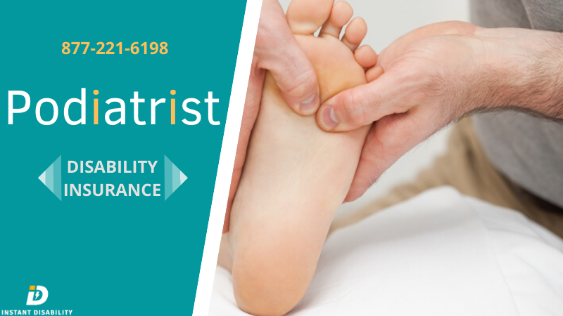 Podiatrist Disability Insurance