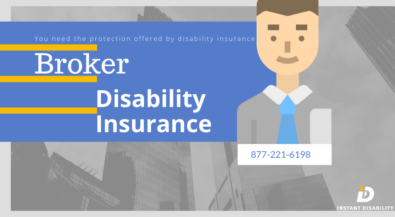 Broker Disability Insurance