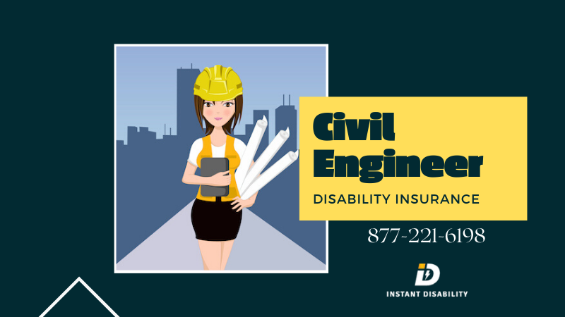 Civil Engineer Disability Insurance
