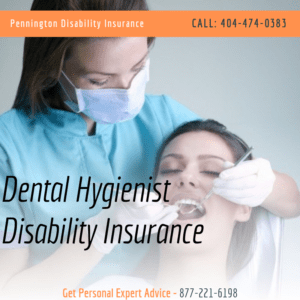 Dental Hygienist Disability Insurance