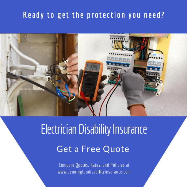 Electrician Disability Insurance