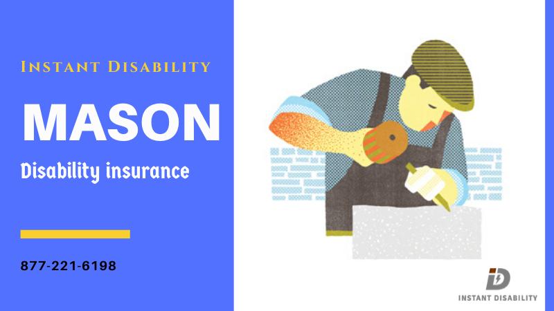 mason disability insurance