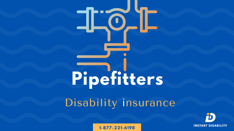 pipefitters disability insurance