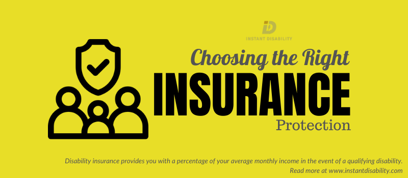 Choosing the Right Insurance Protection