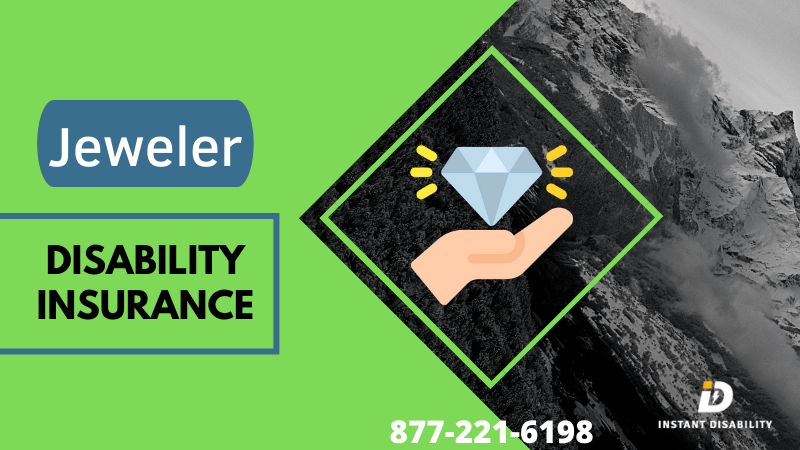 Jeweler Disability Insurance