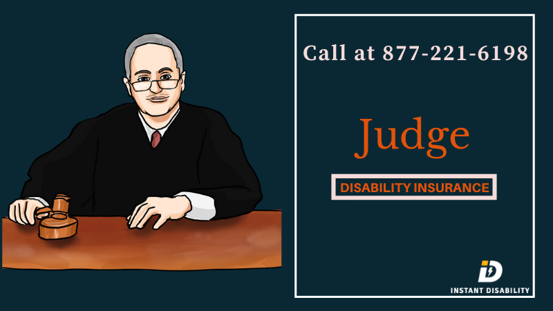 Judge Disability Insurance