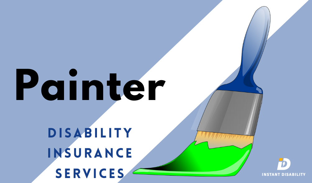 Painter Disability Insurance