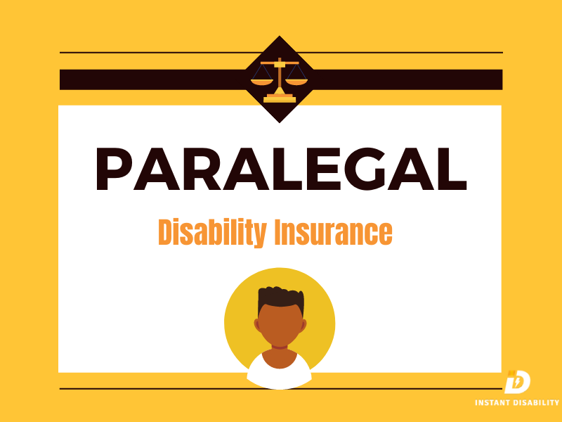 Paralegal Disability Insurance