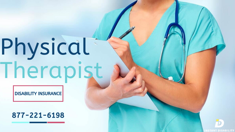 Physical Therapist Disability Insurance
