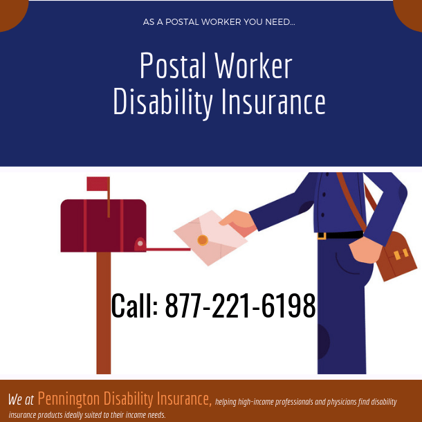 Postal Worker Disability Insurance