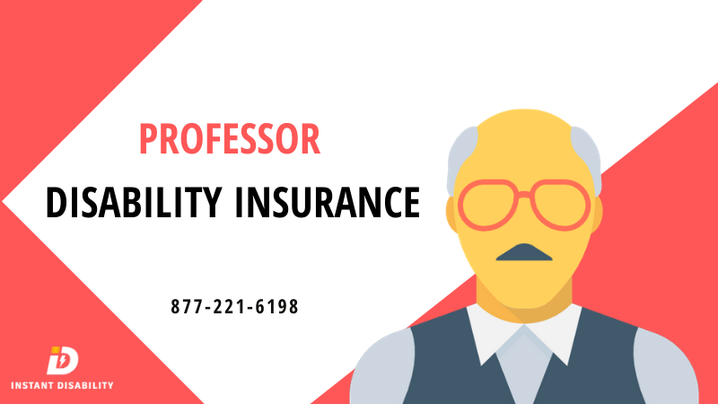 Professor Disability Insurance