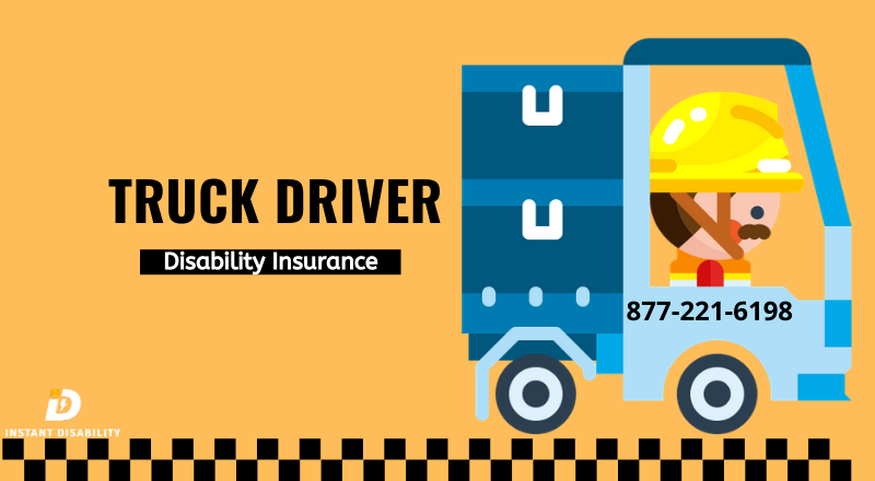Truck Driver Disability Insurance