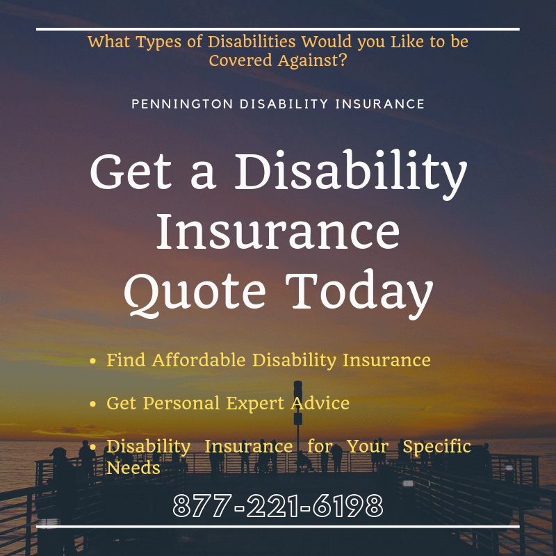 Get a Disability Insurance Quote