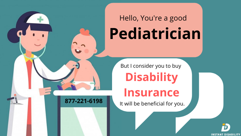 Pediatrician Disability Insurance