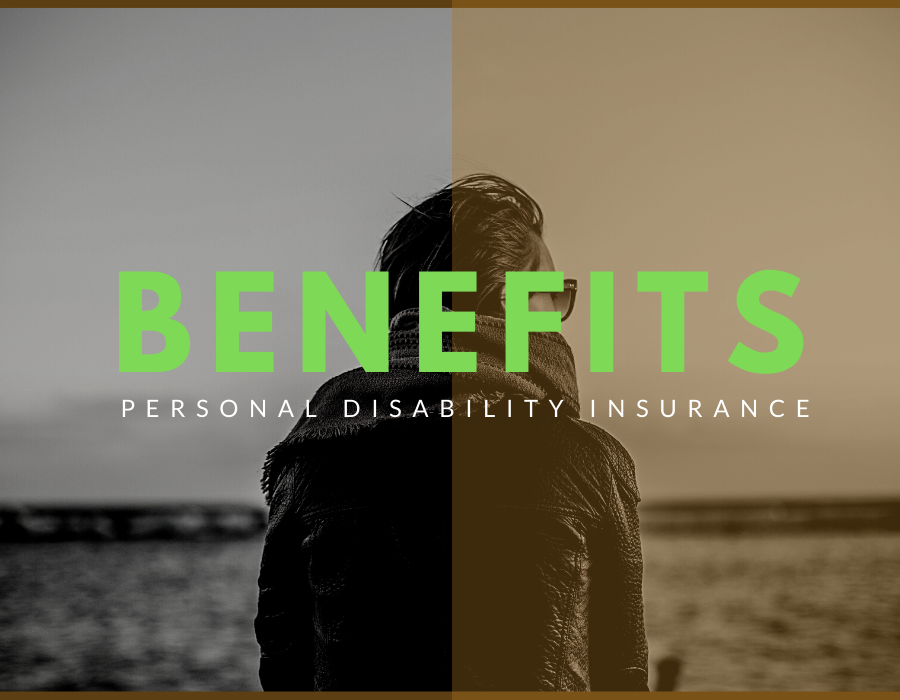 Benefits of personal disability insurance