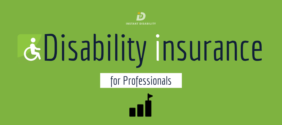 Disability Insurance for Professionals