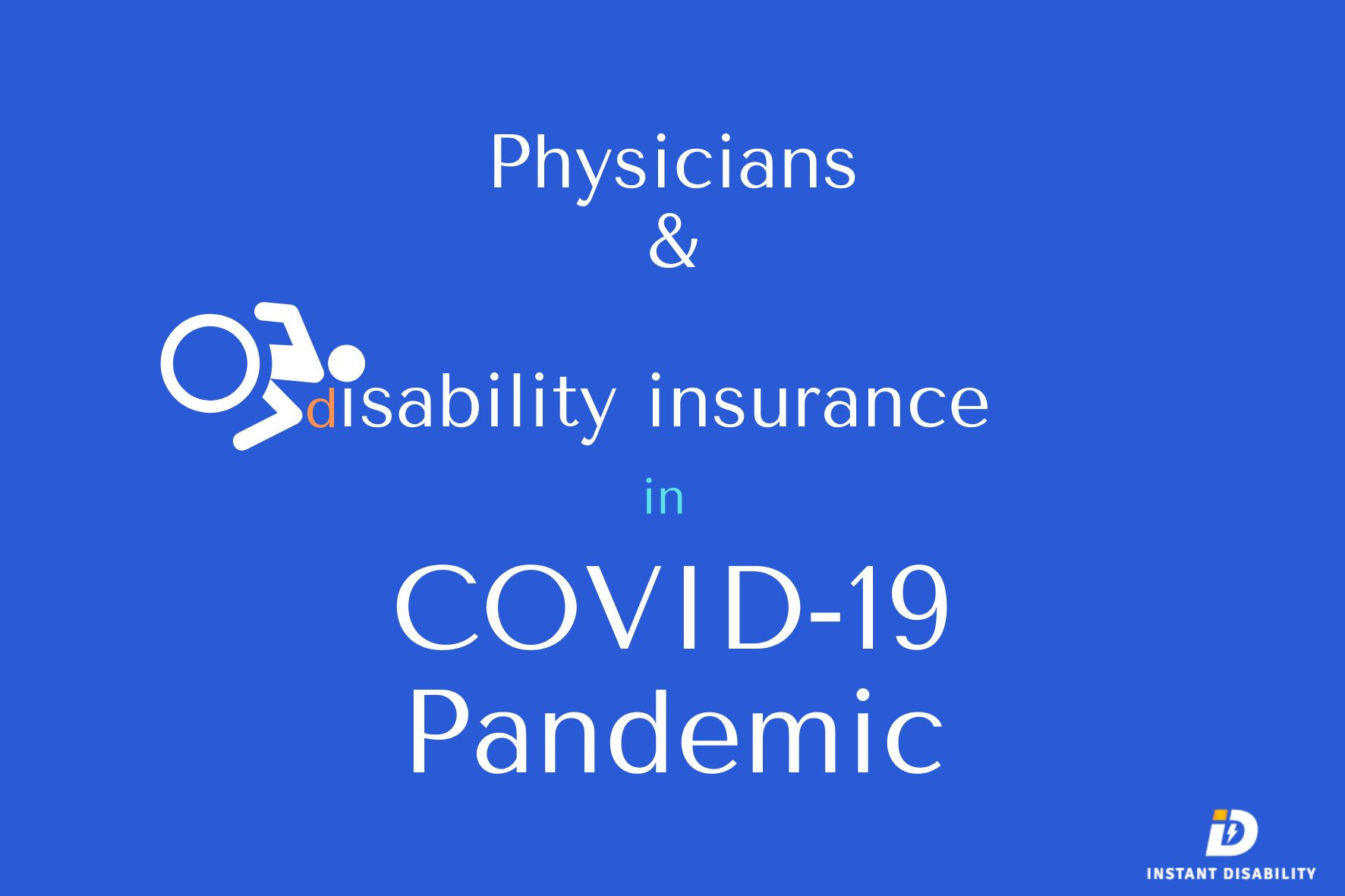 Physician Disability Insurance