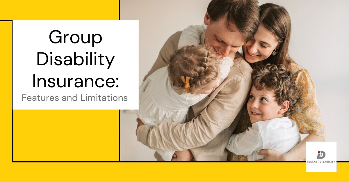 Group Disability Insurance: Features and Limitations