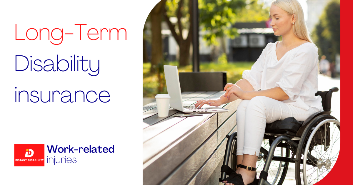 Long-Term Disability insurance and work-related injuries